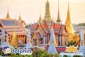 Du lịch Thái Lan 2019: Bangkok - Pattaya - Safari World - Buffet 86 tầng 5N4Đ bay Vietnam Airlines KH từ HCM