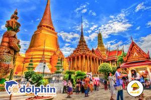 Du lịch Thái Lan lễ 30/04 2019:  Bangkok - Pattaya - Safari World - Buffet 86 tầng 5N4Đ bay Nok Air KH từ Hồ Chí Minh