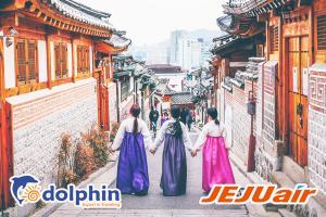 Tour du lịch Hàn Quốc dịp lễ 30/4: Seoul - Đảo Nami - Everland KS 5* Quốc tế bay HK Hàn Quốc khởi hành từ HCM