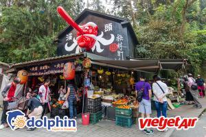 [Hồ Chí Minh] Tour du lịch Đài Loan 2019: Cao Hùng - Làng Yêu Quái - Nam Đầu - Đài Trung - Đài Bắc bay Vietjetair