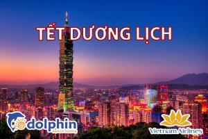 [Hà Nội] [Tết Dương lịch 2020] Du lịch Đài Loan 2020: Đài Bắc - Đài Trung - Cao Hùng 5N4Đ bay Vietnam Airlines