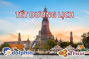 [Hà Nội] [Tết Dương Lịch 2020] Du lịch Thái Lan 2019