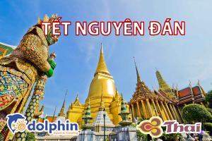 [Hà Nội] [Mùng 2 Tết AL] Du lịch Thái Lan 2020