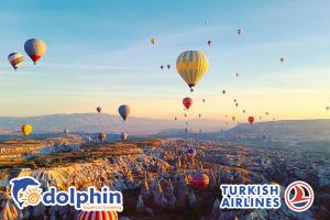 [Hồ Chí Minh] Du lịch Thổ Nhĩ Kỳ