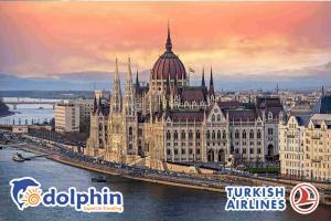 Tour du lịch Đông Âu 4 nước 2020: Séc - Áo - Slovakia - Hungary 9N8Đ bay hàng không Turkish Airlines
