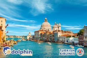 [Hà Nội] Tour du lịch Châu Âu 4 nước: Pháp - Thụy Sĩ - Ý - Vatican 10N9Đ bay hàng không 4* Turkish Ailines