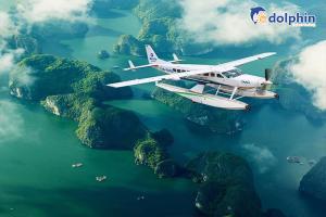 Combo thủy phi cơ & khách sạn 4* Mithrin Hotel Hạ Long