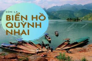 [Hà Nội] Chương trình Sơn La - Quỳnh Nhai: Biển hồ Tây Bắc