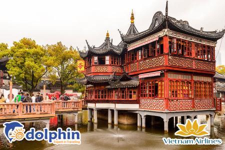 [Hà Nội] Du lịch Trung Quốc