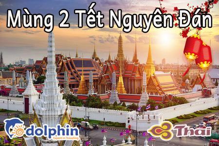 M2 Tết Nguyên Đán 2019 - Du lịch Thái Lan 5N4Đ: Bangkok - Pattaya - Safari World - Buffet 86 tầng bay Thai Airways KH từ Hà Nội