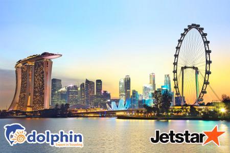 Du lịch Singapore - Malaysia- Indonesia 6N5Đ: Một hành trình - Ba quốc gia bay JetStar KH từ HCM