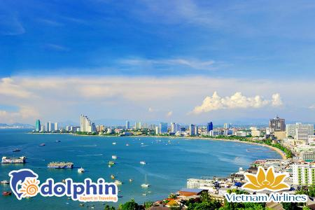 Du lịch Thái Lan 5N4Đ Bangkok - Pattaya - Safari - Baiyoke sky Buffet 86 tầng cùng Vietnam Airlines KH từ Hà Nội