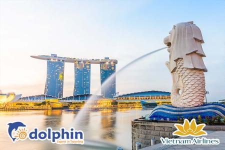 Tour du lịch Singapore- Malaysia Lễ 30/4: Một hành trình- Hai đất nước 6N5Đ bay Vietnam Airlines KH từ Hà Nội