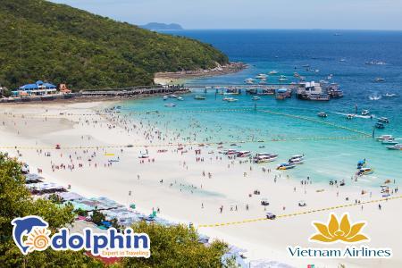 Tour du lịch Thái Lan lễ 30/4: Bangkok - Pattaya - Safari World - Buffet 86 tầng 5N4Đ bay Vietnam Airlines KH Hà Nội