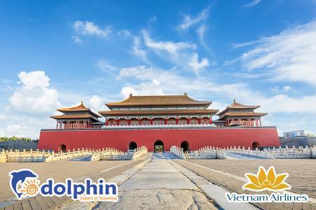 Dịp lễ 30/4 - Trung Hoa huyền bí : Thượng Hải - Hàng Châu - Tô Châu - Bắc Kinh 7N6Đ bay Vietnam Airlines