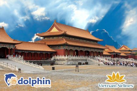 [Hà Nội] Du lịch Trung Quốc 2020 dịp lễ Giỗ Tổ