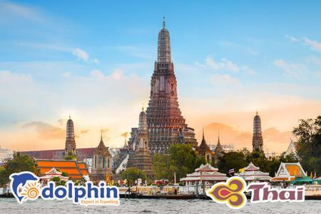 [Hà Nội] Du lịch Thái Lan