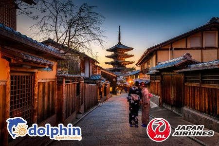 [Hồ Chí Minh] Tour du lịch Nhật Bản 2019