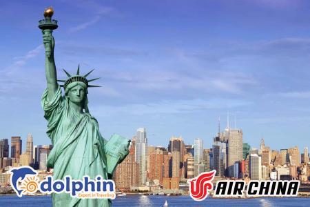 [Hà Nội]  Du lịch Hoa Kỳ 2019: New York - Philadelphia - Washington DC - Los Angeles - Las Vegas - San Dieago (10N9Đ)