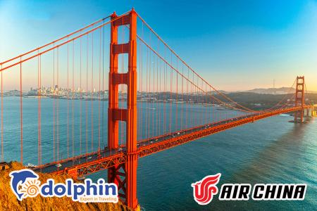 [Hà Nội] Du lịch Hoa Kỳ 2019: New York - Philadelphia - Washington DC - Los Angeles - Las Vegas - San Diego - San Fracisco (12N11Đ)