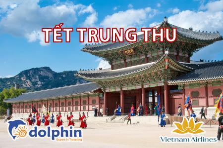 [Hà Nội] [Tết Trung thu Chuseok] Hàn Quốc cao cấp: Seoul - Everland - Nami - Cầu kính Skywalk - 5N4Đ Khách sạn 5* Quốc tế - Vietnam Airlines
