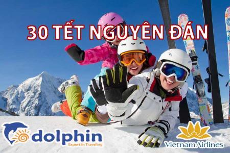 [Hà Nội] [Tết Nguyên Đán] Du lịch Hàn Quốc Cao cấp 2020: Seoul - Everland - Nami - Trượt tuyết 5N4Đ Khách sạn 5* Quốc tế bay sáng Vietnam Airlines