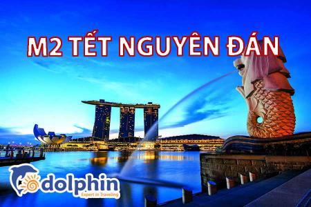 [Hà Nội][M2 Tết Âm Lịch] Du lịch Malaysia - Singapore 6N5Đ: Một hành trình 2 đất nước bay Tiger Air - Malindo Air