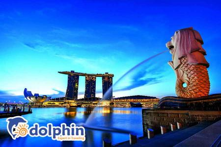 [Hồ Chí Minh] Du lịch Singapore - Malaysia 5N4Đ: Một hành trình - Hai đất nước bay Tiger Air - Malindo Air