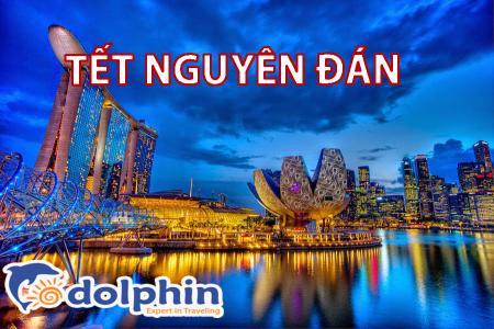 [Hồ Chí Minh] [M4 Tết] Du lịch Singapore - Malaysia 5N4Đ: Một hành trình - Hai đất nước bay Tiger Air - Malindo Air