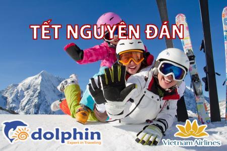 [Hà Nội] [Tết Nguyên Đán] Du lịch Hàn Quốc Cao cấp 2020: Seoul - Everland - Nami - Trượt tuyết 5N4Đ Khách sạn 5* Quốc tế bay Vietnam Airlines