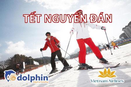 [Hà Nội] [Mùng 2 Tết AL] Du lịch Hàn Quốc Cao cấp 6N5Đ 2020: Seoul - Nami - Everland - Trượt tuyết - Khách sạn 5* Quốc tế bay Vietnam Airlines