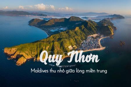 Du lịch Tuy Hòa - Quy Nhơn 4N3Đ khách sạn 4* bay HK Vietnam Airlines