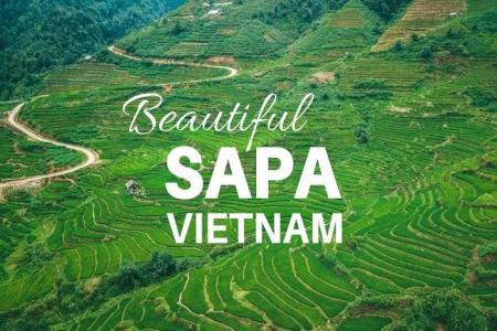 Du lịch Sapa 2020: Sapa - Bản Cát Cát - Fansipan Legend 3N2Đ