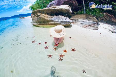 [Hà Nội] Du lịch Đảo Ngọc Phú Quốc 4N3Đ: Huyền thoại biển xanh bay HK Vietnam Airlines
