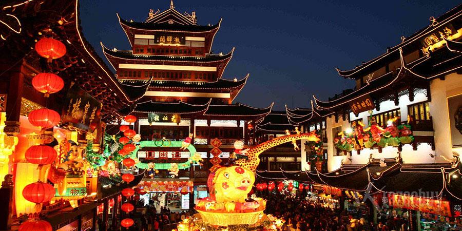 Trung Hoa huyền bí: Thượng Hải - Hàng Châu - Tô Châu - Bắc Kinh 7N6Đ bay Vietnam Airlines
