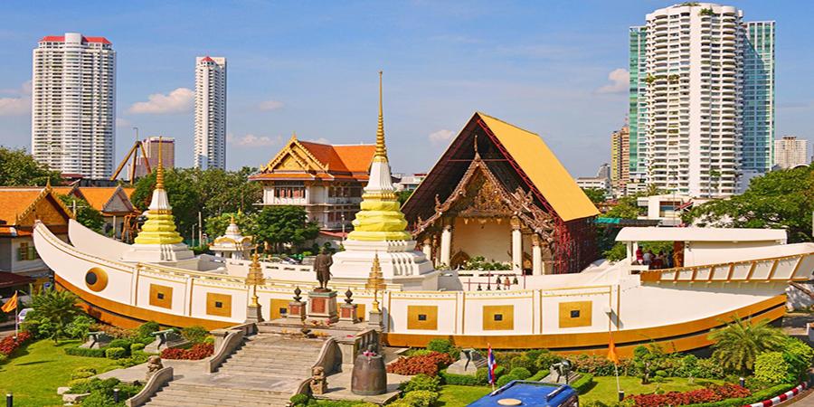Du lịch Thái Lan 5N4Đ lễ 30/4: Bangkok - Pattaya - Safari World - Buffet 86 tầng bay Thai Airways KH từ Hà Nội