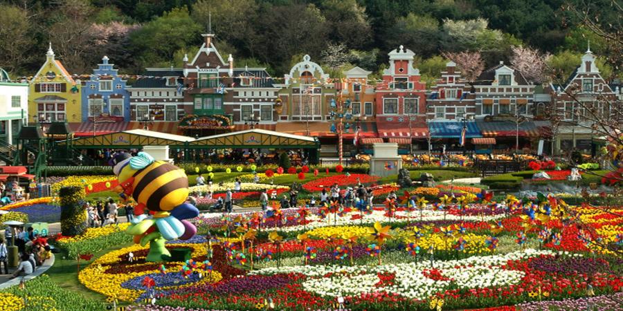 Tour du lịch Hàn Quốc lễ 30/4: Seoul - Đảo Nami - Everland 5N4Đ bay hàng không Hàn Quốc KH từ Hà Nội