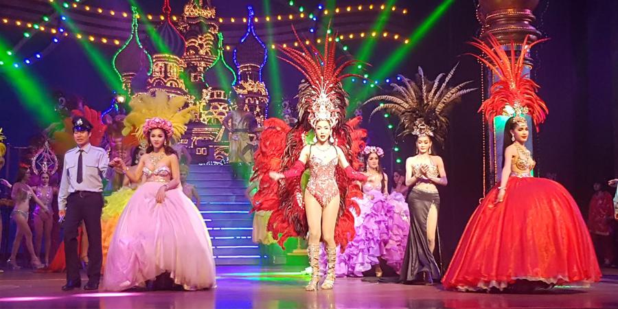 [Hồ Chí Minh] Tour du lịch Thái Lan dịp lễ 30/4: Bangkok – Pattaya – Nanta Show – Buffet 86 tầng Bay Jetstar