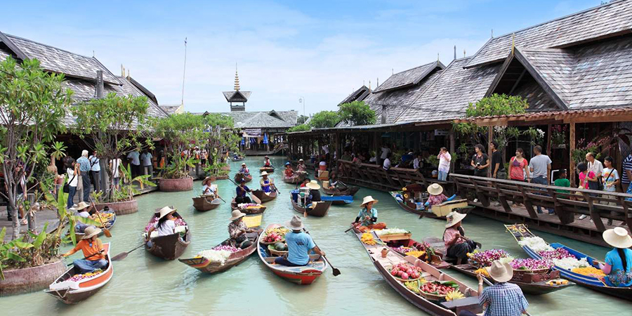 [Hồ Chí Minh] Tour Du lịch Thái Lan 2019