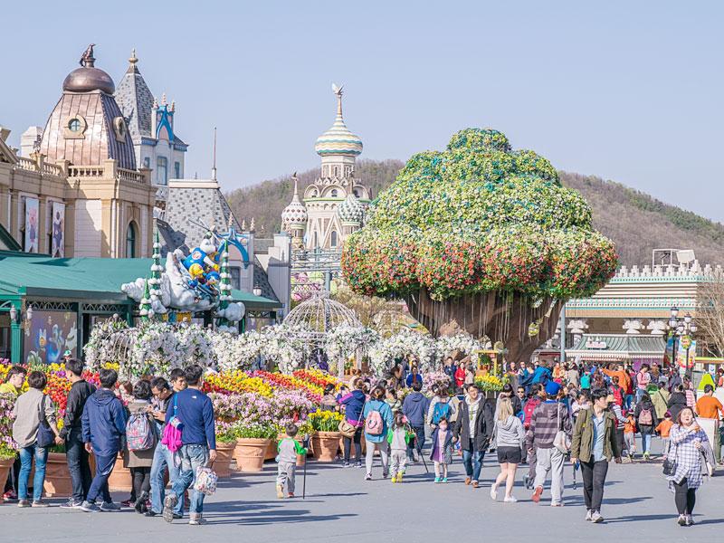 [Hà Nội] [30 Tết Nguyên Đán] Du lịch Hàn Quốc Cao cấp 2020: Seoul - Everland - Nami - Trượt tuyết 5N4Đ Khách sạn 5* Quốc tế bay sáng Vietnam Airlines