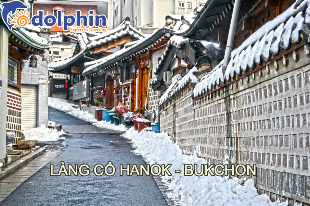 [Hồ Chí Minh] [Tết DL] Tour du lịch Hàn Quốc Mùa Đông 5N4Đ: Seoul - Đảo Nami - Lotte World - KS 5* Quốc tế bay HK Hàn Quốc