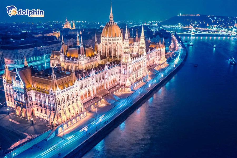 [Lễ 30/4] Tour du lịch Đông Âu 4 nước 2020: Séc - Áo - Slovakia - Hungary 9N8Đ bay hàng không Turkish Airlines