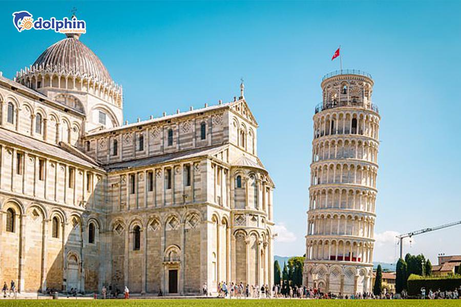 [Hà Nội] Tour du lịch Châu Âu 4 nước: Pháp - Thụy Sĩ - Ý - Vatican 10N9Đ bay hàng không 5* Quatar Airways