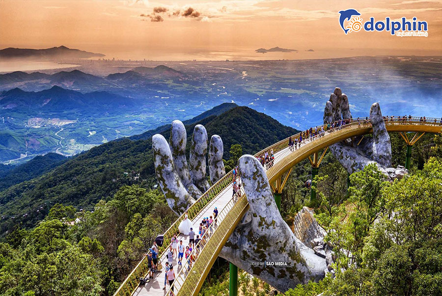 [Hà Nội] Du lịch Đà Nẵng - Bà Nà Hills/Huế 4N3Đ bay HK Vietnam Airlines