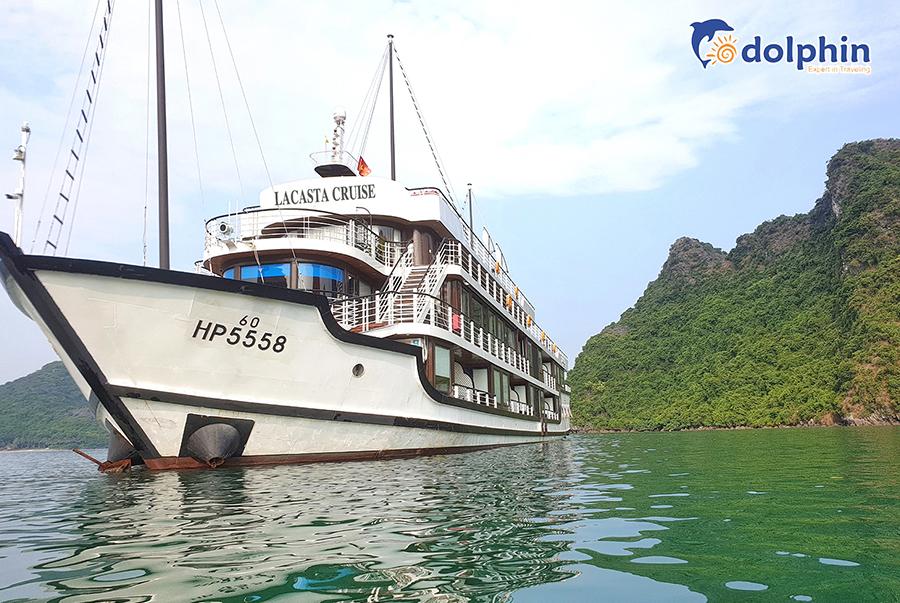 Du thuyền 5* ngao du Hạ Long - Vịnh Lan Hạ 2N1Đ phòng Senior Suites hoặc Family Trip Suites