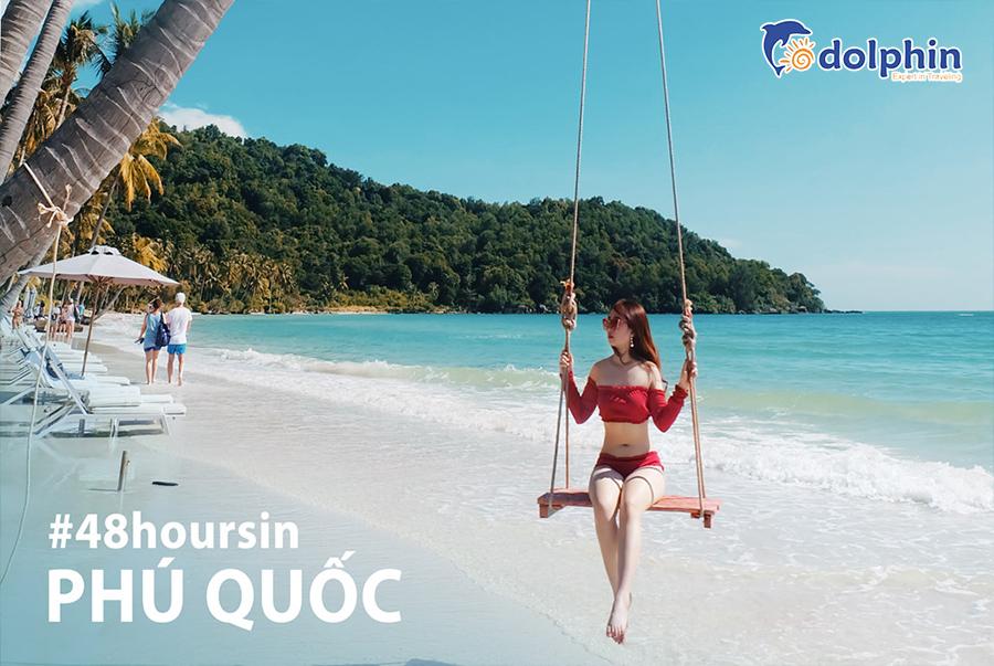 [Hà Nội] Du lịch Đảo Ngọc Phú Quốc 4N3Đ: Huyền thoại biển xanh bay HK Vietjet Air