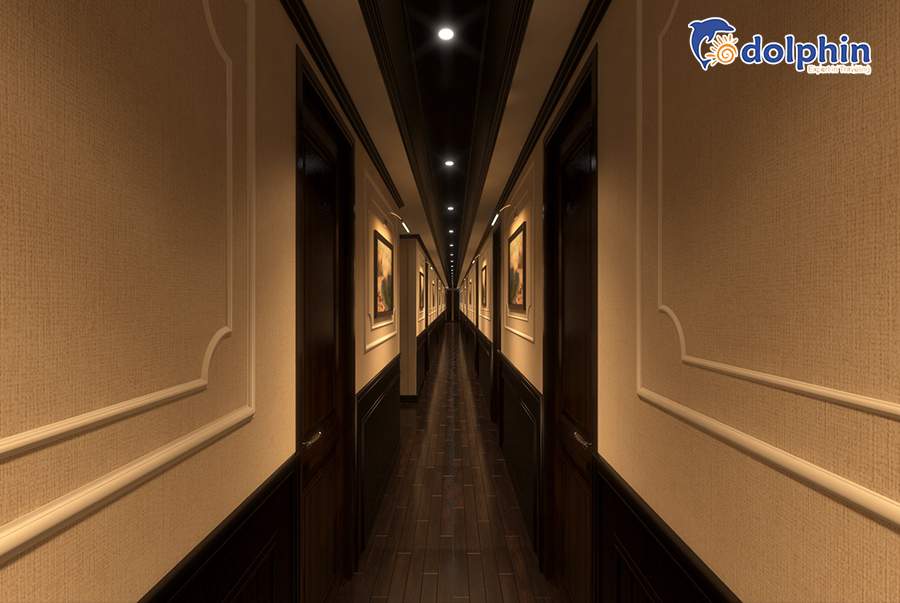 Du thuyền 5* ngao du Hạ Long - Vịnh Lan Hạ 2N1Đ phòng VIP With Terrace