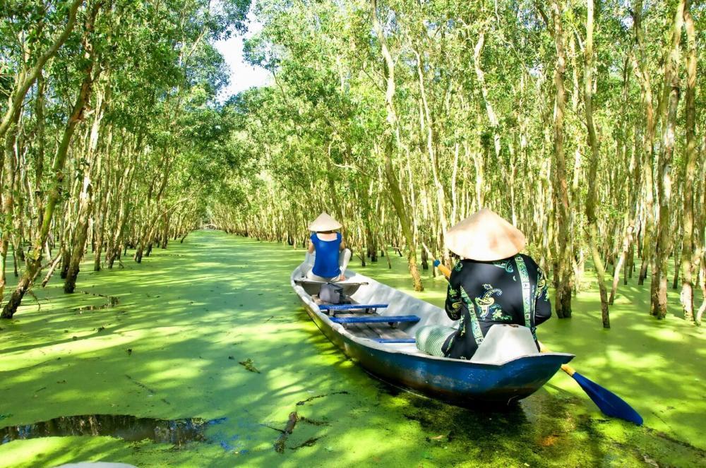 [Hồ Chí Minh] Rừng Tràm Trà Sư - Miếu Bà Chúa Xứ - Chợ Nổi Cái Răng - Khu Du Lịch Mỹ Khánh 2N2D